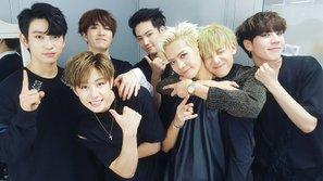GOT7 bất ngờ tiết lộ sẽ trở lại vào tháng 3 ngay trong fan meeting