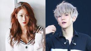 Baekhyun bất ngờ kết hợp với Soyu cho dự án song ca