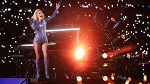 Mãn nhãn với 13 phút trình diễn đẳng cấp của Lady Gaga tại Super Bowl 2017