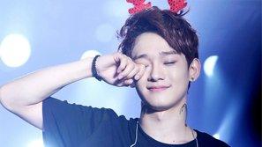 """Chen (EXO) gửi lời cảm ơn ngọt ngào đến người hâm mộ sau chiến thắng trên """"Inkigayo"""""""