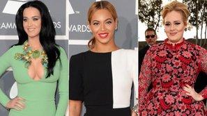 Katy Perry nhận lời biểu diễn tại Grammy 2017: Tam tấu