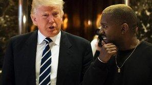 Kanye West xóa thông tin về Tổng thống Donald Trump