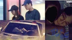 Fan EXO và những lần khóc hết nước mắt vì thần tượng hẹn hò