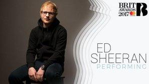 Ed Sheeran sẽ trình diễn trong lễ trao giải thưởng âm nhạc lớn nhất Anh quốc