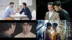 Rơi nước mắt với những MV đồng tính của sao nam Vpop