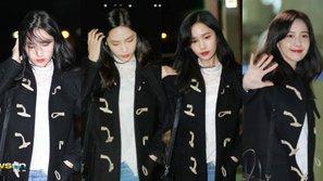 """Xinh đẹp rạng rỡ tại sân bay đi TP.HCM nhưng hình ảnh của Yoona lại khiến nhiều fan Việt """"lo lắng"""""""