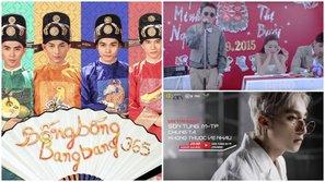 Xem nhanh top 20 MV Việt có lượt view khủng nhất năm 2016