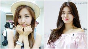 """""""Maknae"""" Seohyun yêu thích fancam của """"đối thủ"""" Suzy"""
