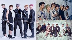 """Một boygroup Đài Loan nhận hàng tấn """"gạch đá"""" vì nghi án """"đạo nhái"""" cả BTS lẫn GOT7"""