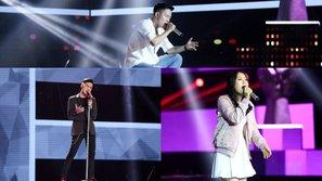 Điểm lại những thí sinh ấn tượng nhất trong tập mở màn The Voice 2017