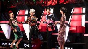 """Đông Nhi đáp trả dư luận khi bị """"ném đá"""" tại The Voice 2017"""