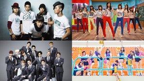 Top những bản hit ấn tượng nhất lịch sử Kpop được lựa chọn bởi các chuyên gia