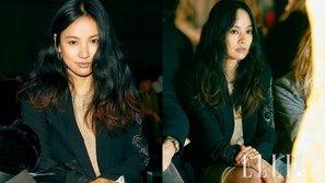 Xuất hiện tại tuần lễ thời trang New York, Lee Hyori khiến netizen bàng hoàng vì quá xinh đẹp