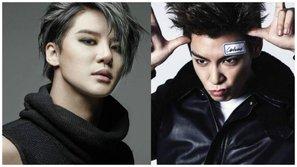 T.O.P và Junsu khoe vẻ mạnh mẽ, rắn rỏi trong bộ quân phục Hàn Quốc