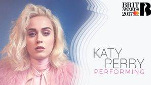 Katy Perry sẽ tham gia biểu diễn tại BRIT Awards 2017