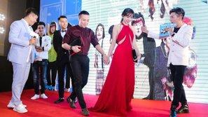 Hari Won tự tin diện váy sexy sau khi giảm cân thành công