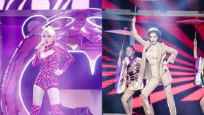 """""""Bạn gái tin đồn"""" mang hit của Sơn Tùng M-TP lên sân khấu The Remix 2017"""