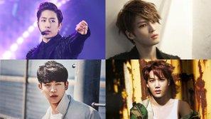 Điểm mặt những mỹ nam đình đám của BIG 3 qua từng thế hệ (Kỳ 1: SM Entertainment)