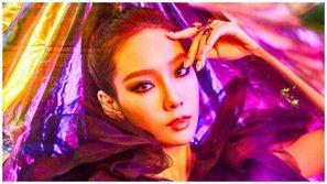 """Tung MV teaser """"đánh úp"""" fan giữa khuya, Taeyeon thông báo phát hành ca khúc mới vào 18/2"""