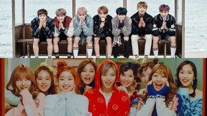 """Fan Kpop """"nín thở"""" chờ đợi màn chạm trán giữa BTS và TWICE tại """"M! Countdown"""" tuần sau"""