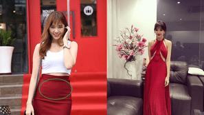Đệ nhất sao nữ Vpop có cân nặng, body thay đổi thất thường đây rồi!