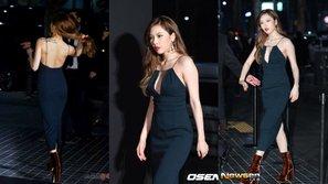 """Hở bạo khi đi dự sự kiện, HyunA bị netizen Hàn chê """"rẻ tiền"""""""