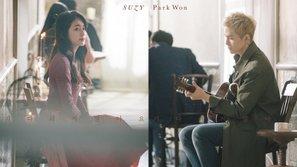 Fan phấn khích trước teaser đẹp như phim từ sản phẩm kết hợp của Suzy và Park Won