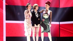 Sau Han Sa Ra thì Hồ Hiền là nữ thí sinh hút view nhất The Voice 2017