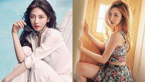 Hợp đồng với JYP sắp hết hạn, Suzy rồi cũng sẽ