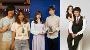 Khán giả Hàn Quốc bình chọn 13 cặp đôi nên có... em bé trong năm 2017