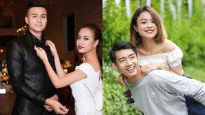 Những chuyện tình gần đây của sao Việt được cư dân mạng hết lòng tác thành