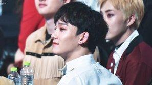 Ơn giời, sau tất cả Chen (EXO) đã được stylist