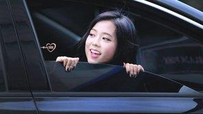 Khoảnh khắc nhỏ - ý nghĩa to: Jisoo (Black Pink) siêu cấp đáng yêu khi trở thành fan G-Friend