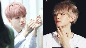 Loạt idol nam Kpop sở hữu đôi bàn tay đẹp đến mức con gái cũng phải ganh tị