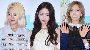 Các cô gái SNSD ai xinh hơn ai với người để tóc ngắn, kẻ để tóc dài?