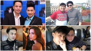 """Đây là những cặp bạn thân """"quản lý – nghệ sĩ"""" gắn kết nhất showbiz Việt!"""