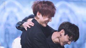 """Những khoảnh khắc """"đốn tim"""" của Jungkook (BTS) và Yugyeom (GOT7)"""