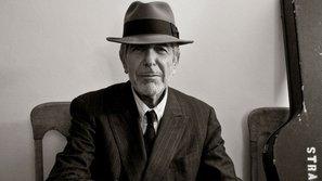 Leonard Cohen: Huyền thoại của dòng nhạc ma mị