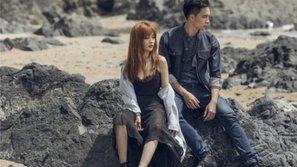 Ghen tị với vẻ đẹp đôi của cặp đôi Sĩ Thanh - Hạo Đông