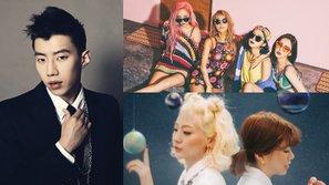 Wonder Girls là idolgroup duy nhất được vinh danh tại giải thưởng âm nhạc hàn lâm Hàn Quốc