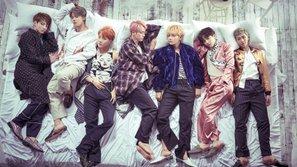 Lượng fanboy của BTS bất ngờ gia tăng nhanh chóng sau