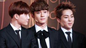 Chen sắp trở thành thạc sĩ thứ ba của boygroup