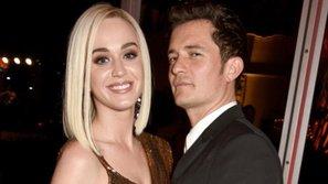 Katy Perry và Orlando Bloom chia tay sau một năm hẹn hò