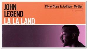 "John Legend cover nhạc nền ""La La Land"" sau Oscar 2017"