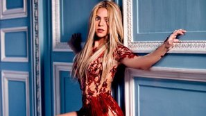 Không cần ra album, Shakira vẫn đủ sức thống trị Billboard Latin Music Awards