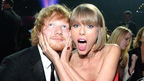 Ed Sheeran vô tình tiết lộ ngày trở lại của bạn thân Taylor Swift