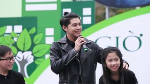 Noo Phước Thịnh làm đại sứ chiến dịch Giờ Trái Đất