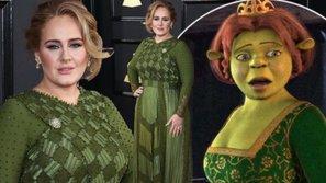 Dù đã tập gym 2 lần mỗi ngày, Adele vẫn bị so sánh như công chúa phim