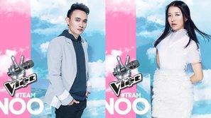 Sau Đông Nhi, Noo Phước Thịnh tung trọn bộ ảnh của dàn chiến binh The Voice 2017