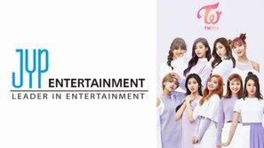 """Lợi nhuận của JYP tăng 228%: """"Công đầu thuộc về TWICE"""""""